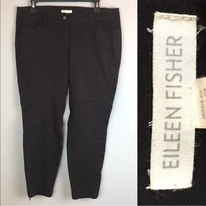 Eileen Fisher Cropped Pants Size Small